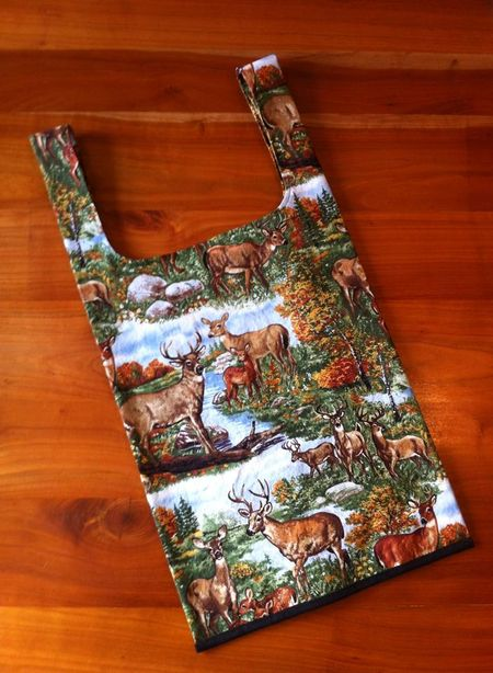 Deer bag