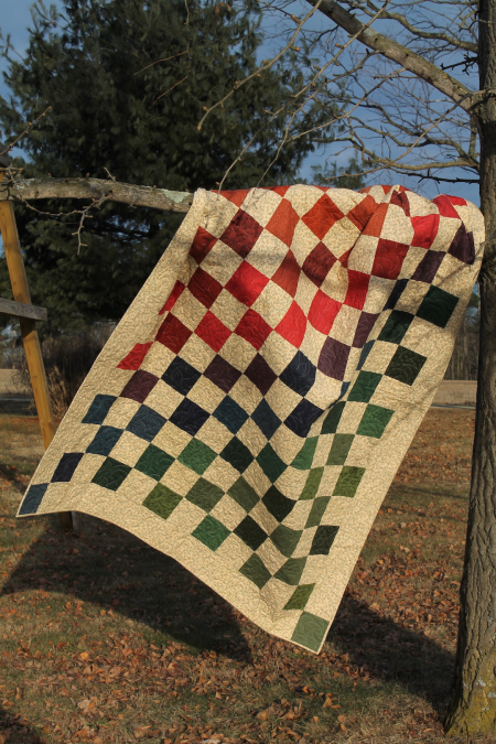 HandyMan's Quilt