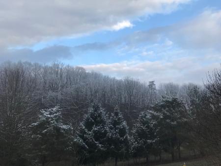 April 10 Snow 2