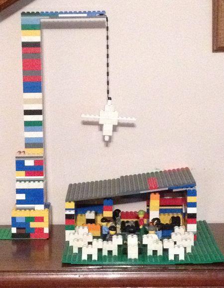 Lego Creche